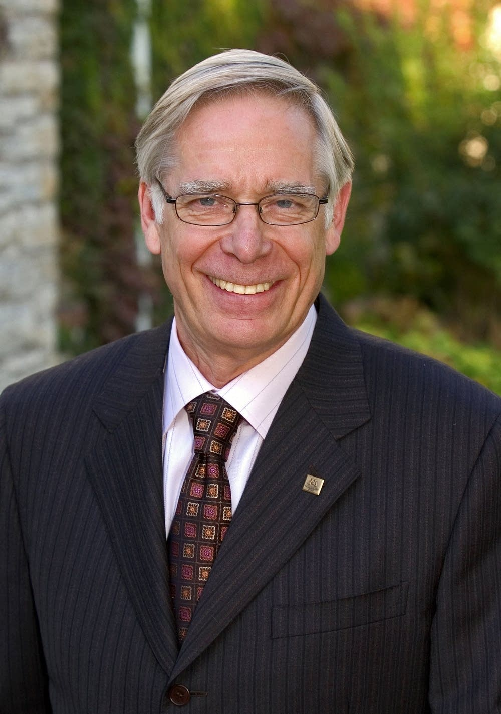 U of M President Robert Bruininks