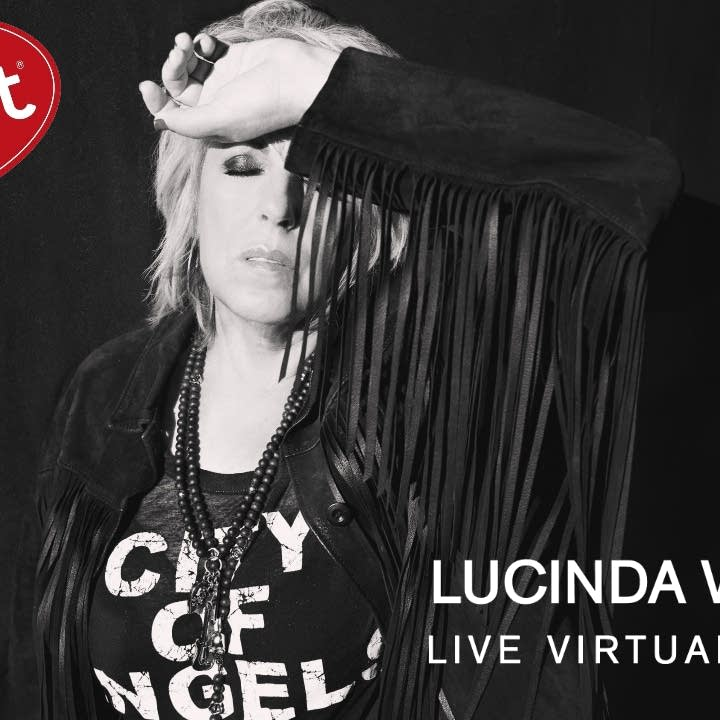 Lucinda Williams - Live Virtual Session