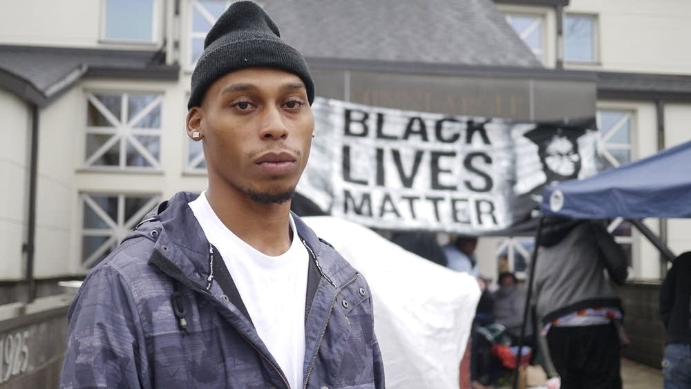 Man who wounded 5 at police shooting protest to be sentenced