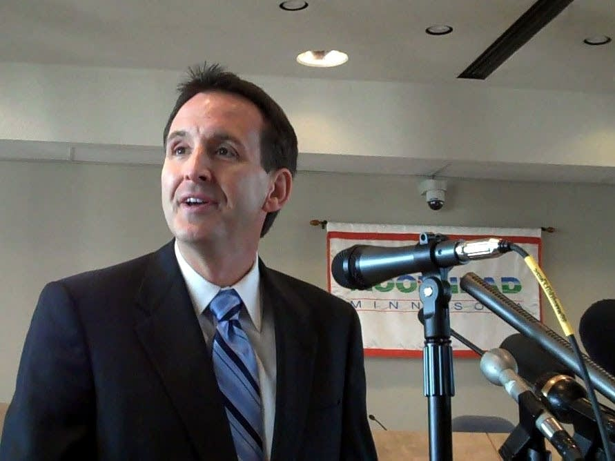 Pawlenty announces flood aid