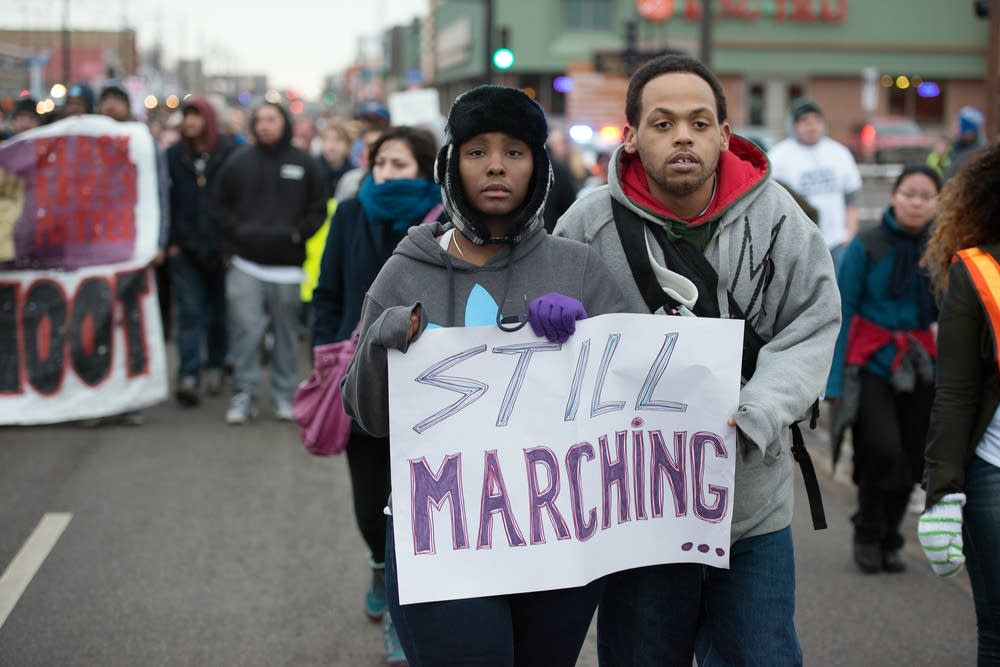 Still Marching