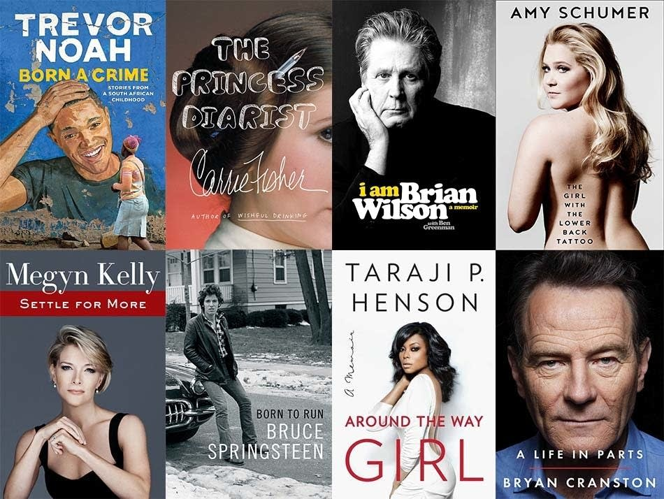 12 of the Best Celebrity Memoirs of All Time - PureWow