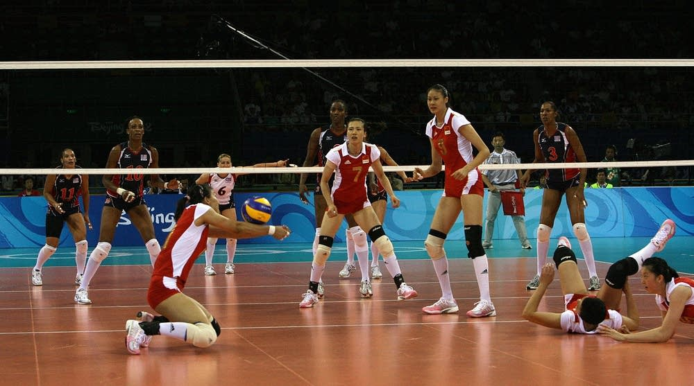 Olympics Day 7 - Indoor Volleyball