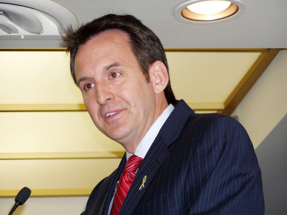 Gov. Tim Pawlenty