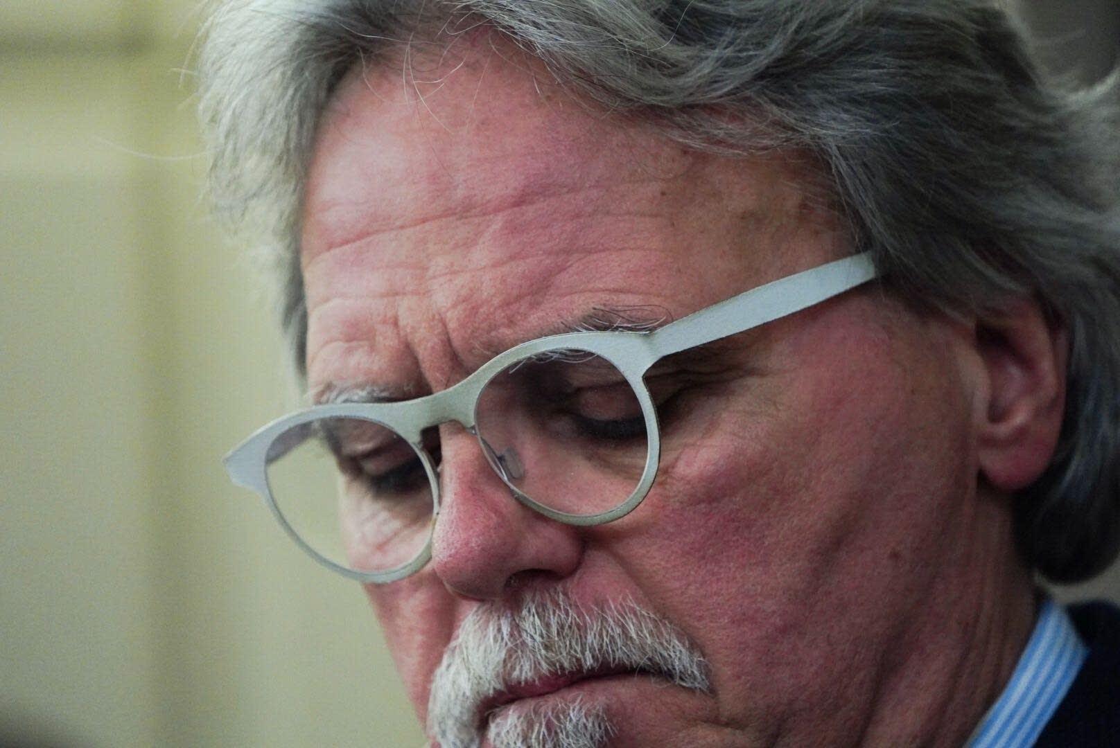 John Ruszczyk, Justine Ruszczyk's father