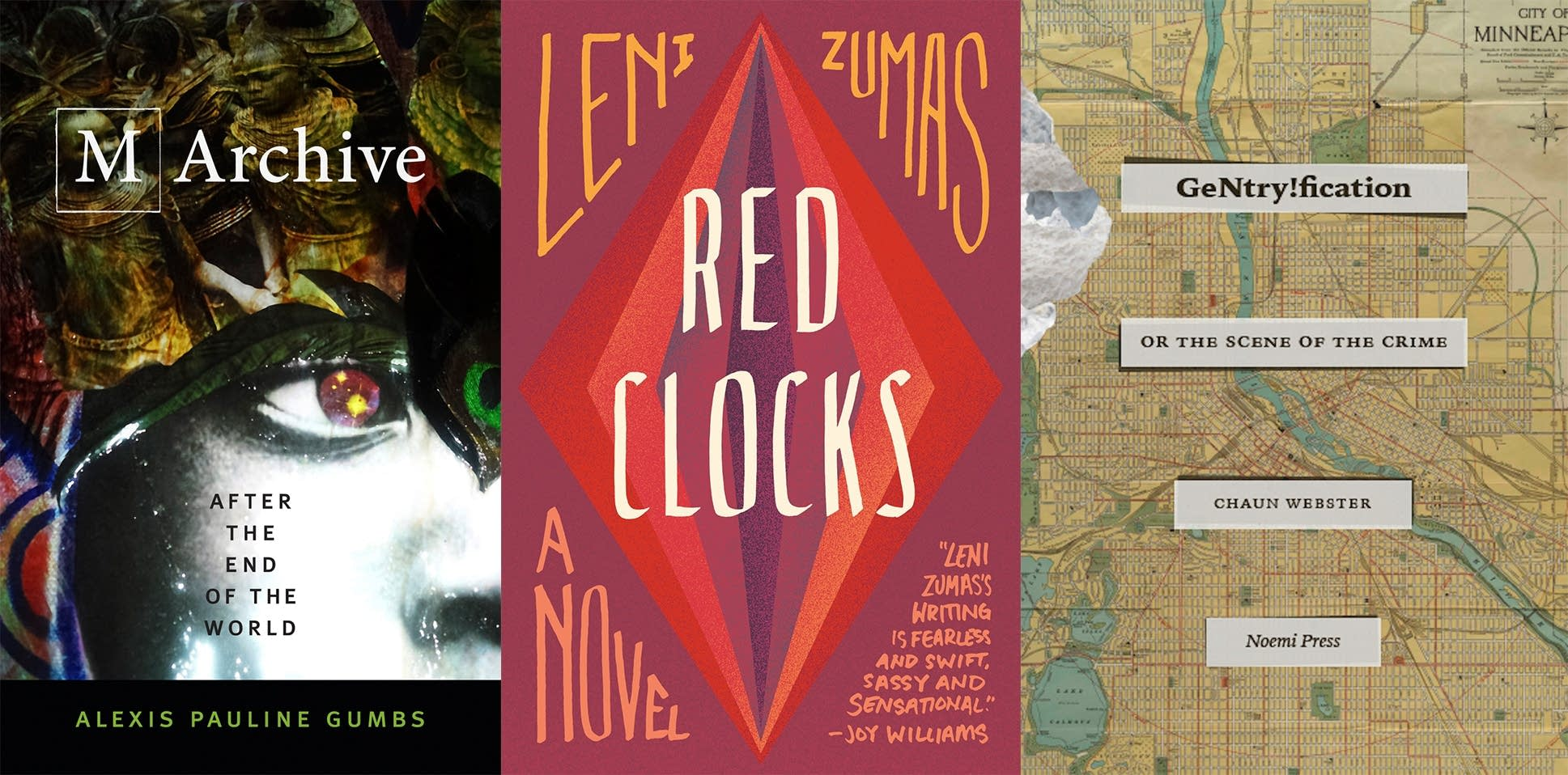 Moon Palace's picks for Indie Bookstore Day