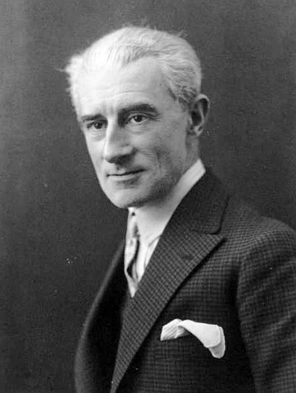 composer maurice ravel