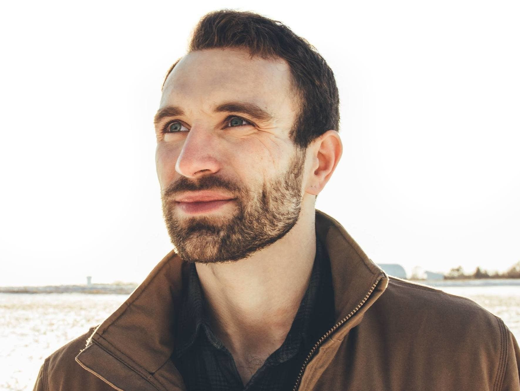 Kyle Frenette, Bon Iver manager and former Congressional candidate.