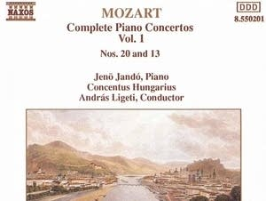 Wolfgang Amadeus Mozart - Piano Concerto No. 13: Rondeau