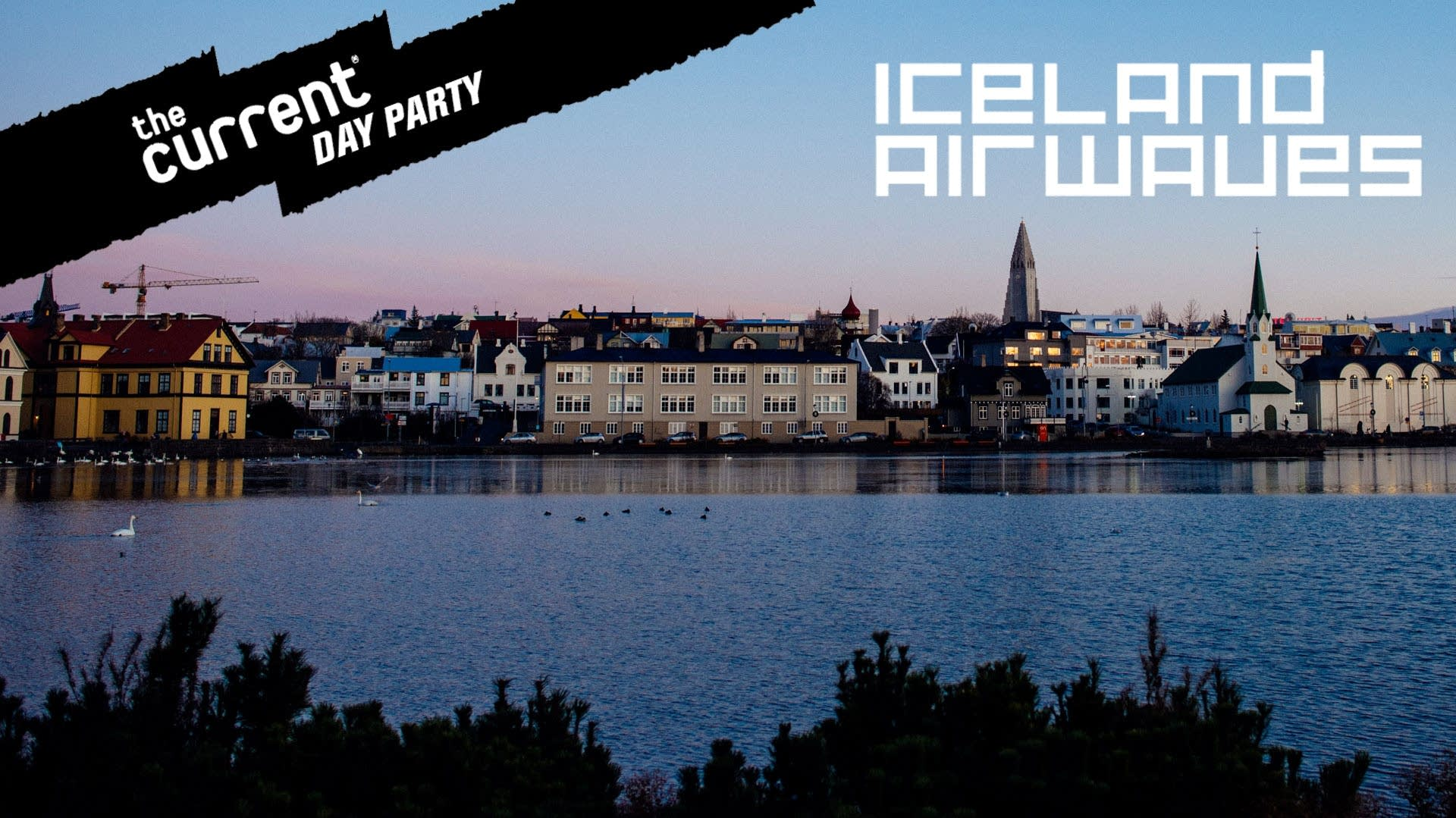 The Current Day Party from Iceland Airwaves