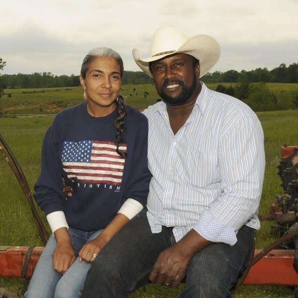 Kara and John Boyd