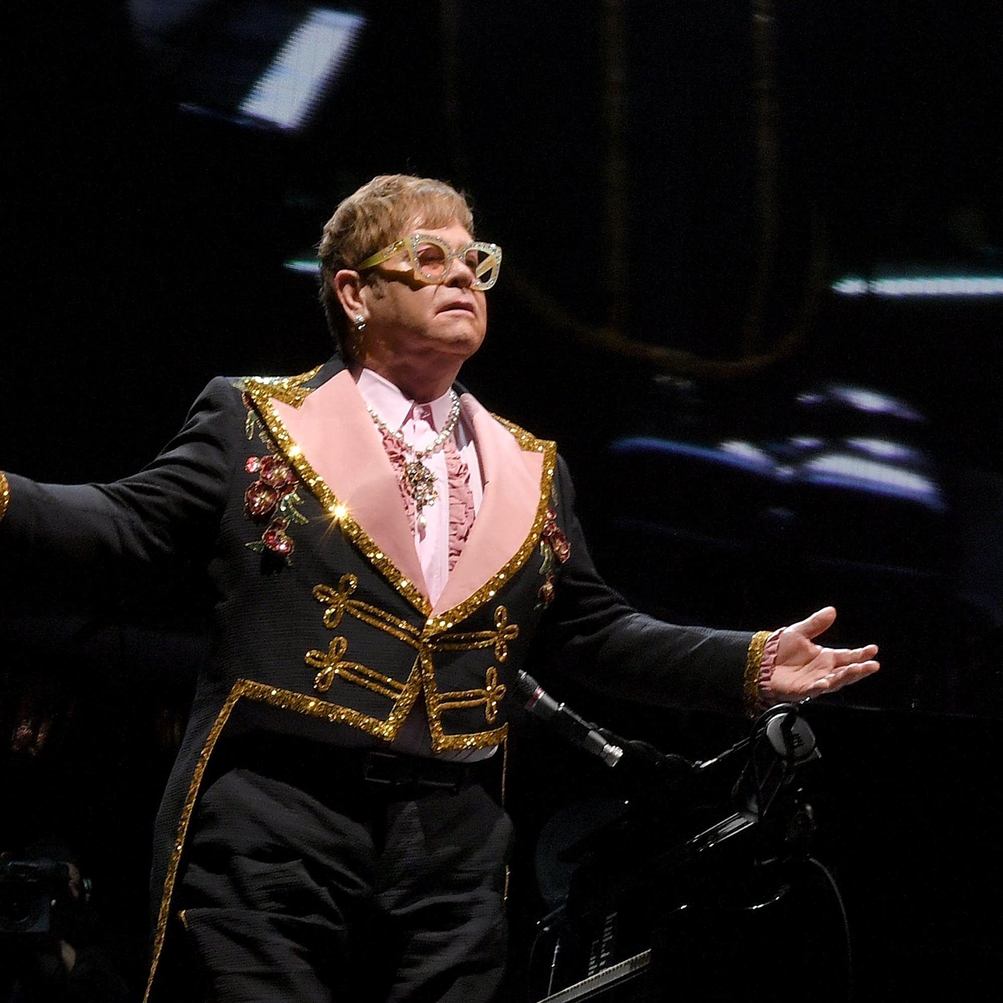 Elton John NYC