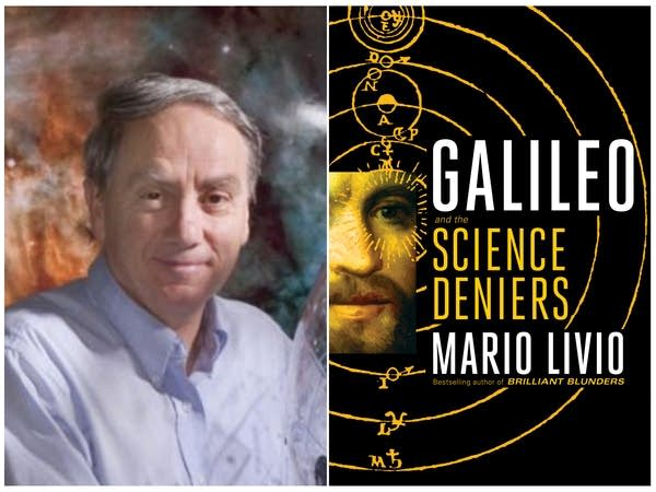 "Mario Livio is the author of ""Galileo: And the Science Deniers."""