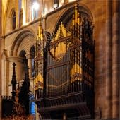 1892 Willis at 1978 Harrison/Hereford Cathedral, England
