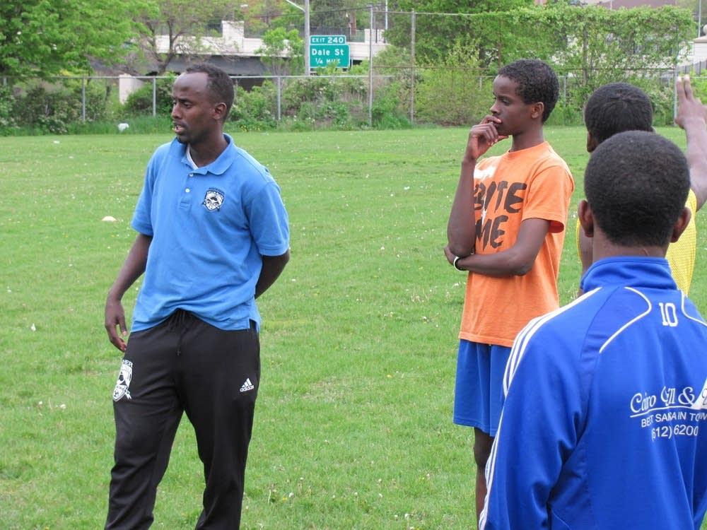 Coach Osman