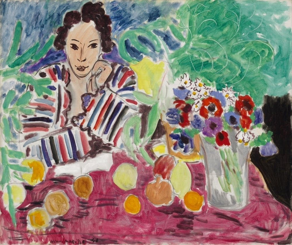 Matisse Masterworks from The Baltimore Museum of A
