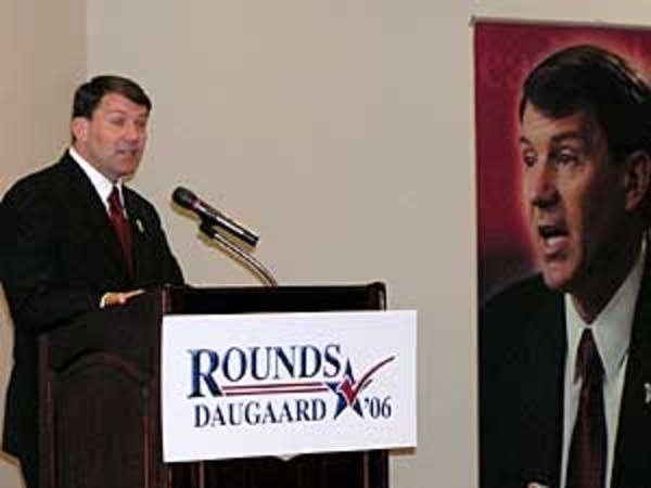 Gov. Mike Rounds