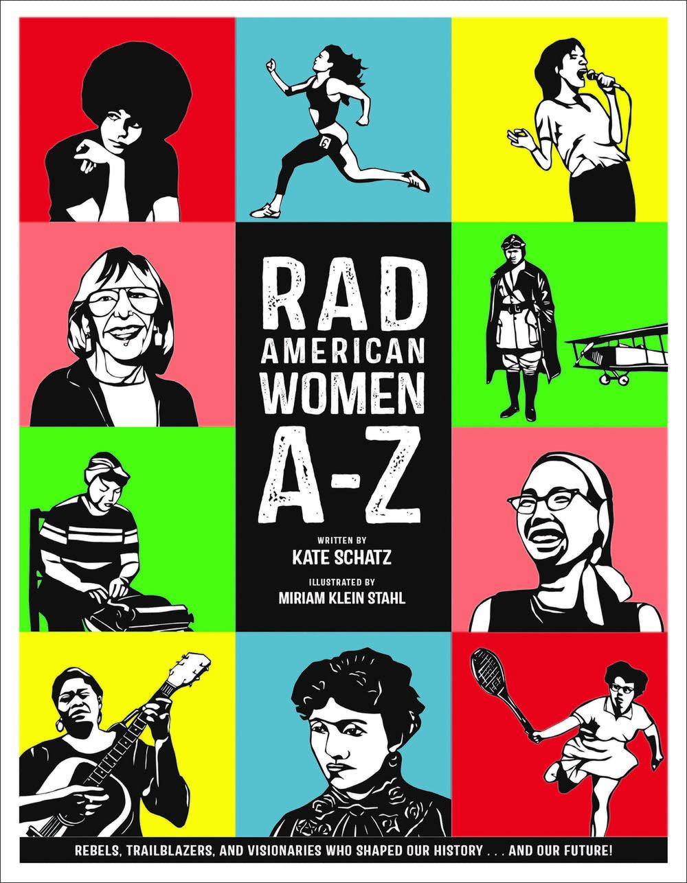 'Rad American Women' by Kate Schatz