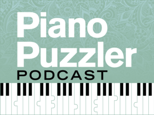 Piano Puzzler Podcast
