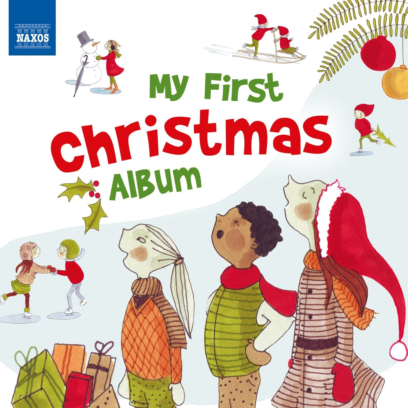 my first christmas cd naxos