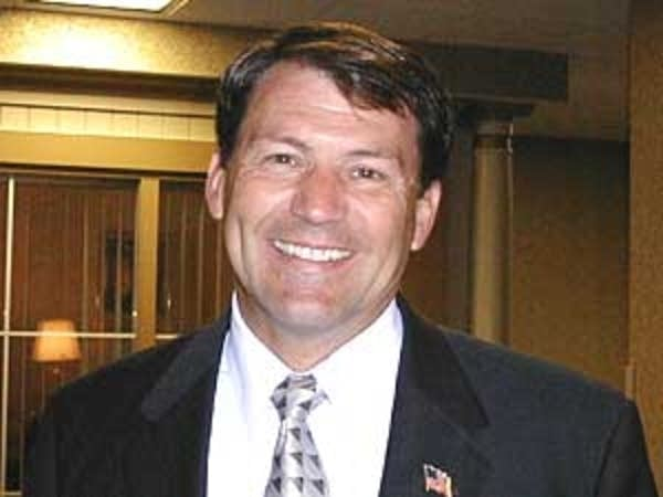 South Dakota Gov. Mike Rounds
