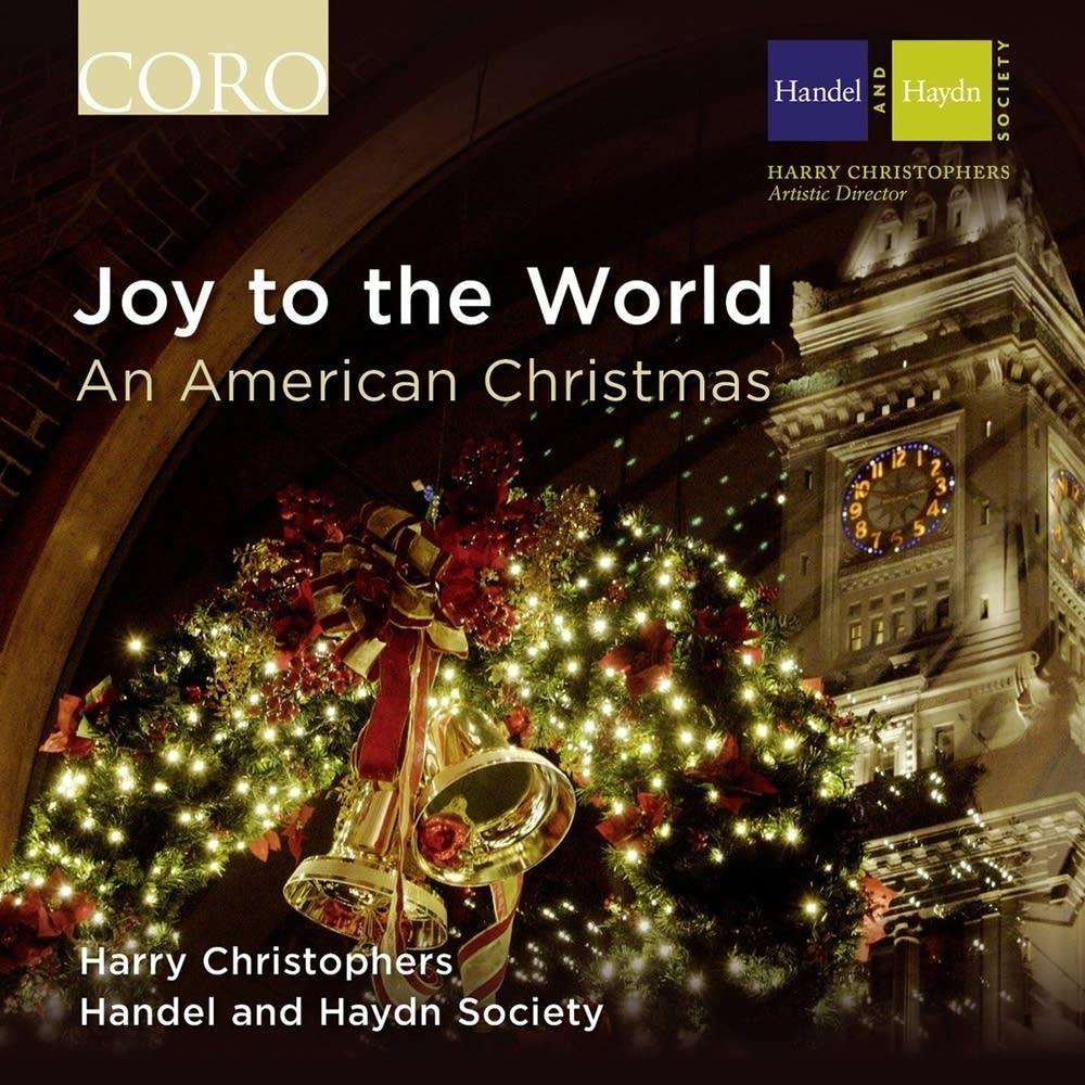 Harry Christophers, Handel Haydn Society, album