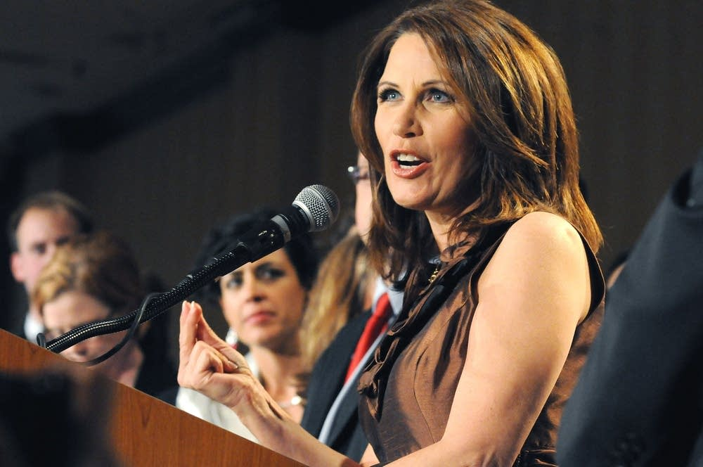 Bachmann wins re-election