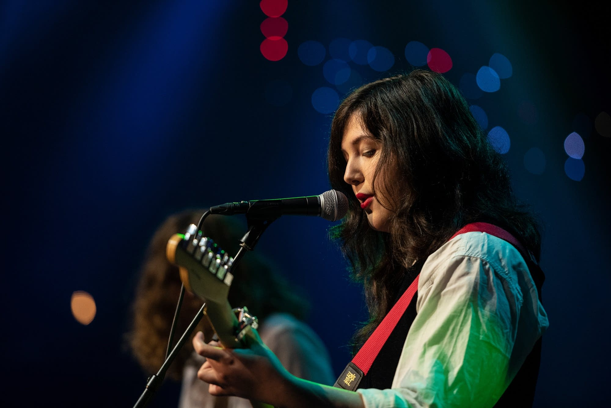 Lucy Dacus performs on 'Austin City Limits' on PBS