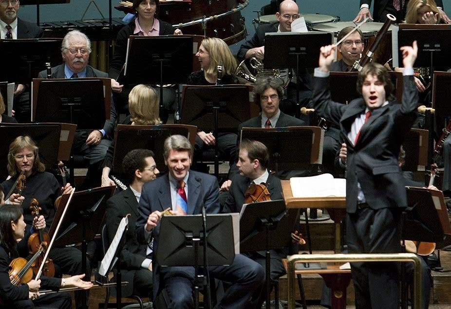 R.T. Rybak and the Minnesota Orchestra