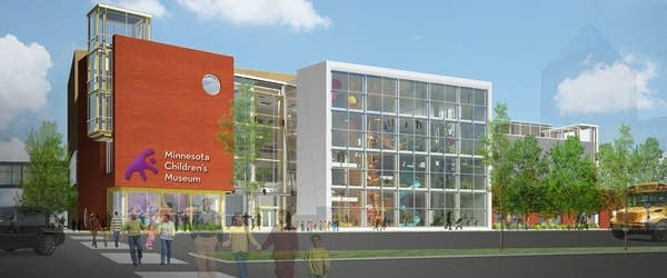 Minnesota Children's Museum expansion project