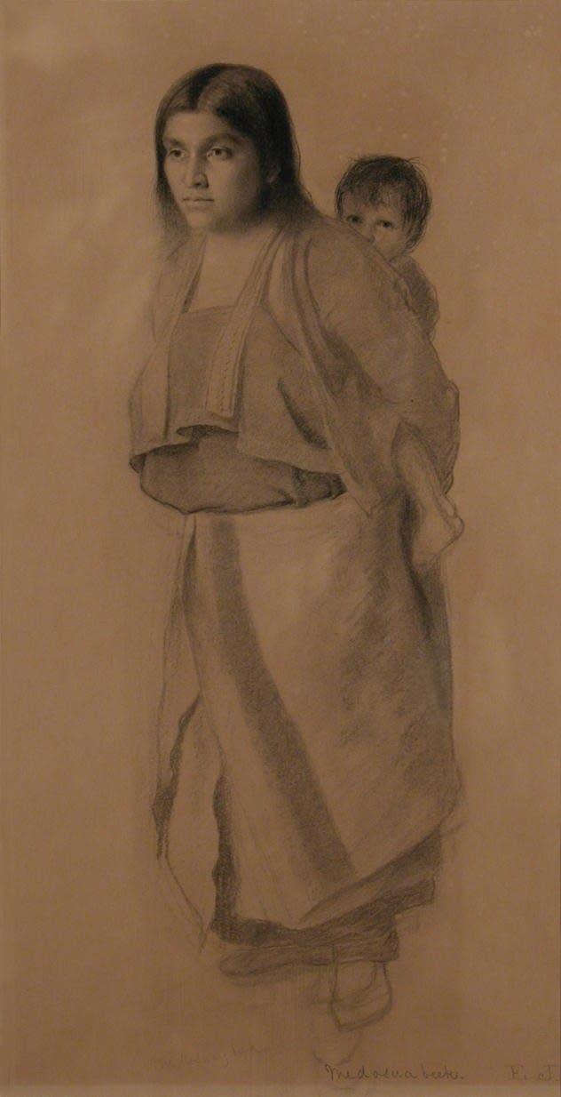 """""""Midosuay Beek,"""" 1856-57"""