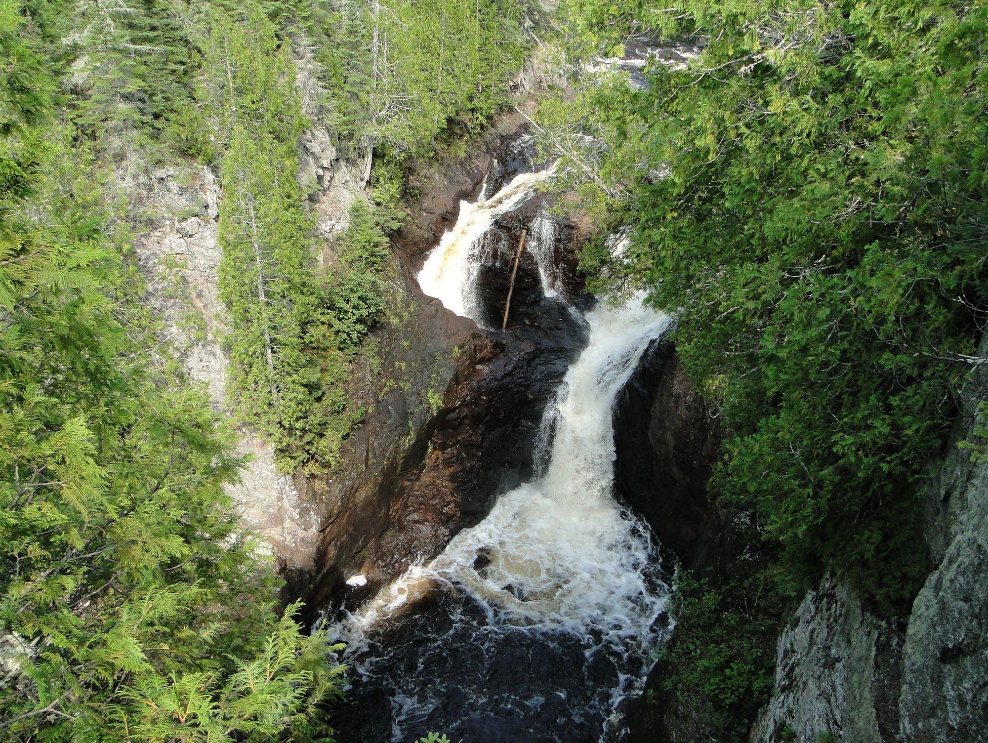 Solved: the mystery of Devil's Kettle Falls | MPR News