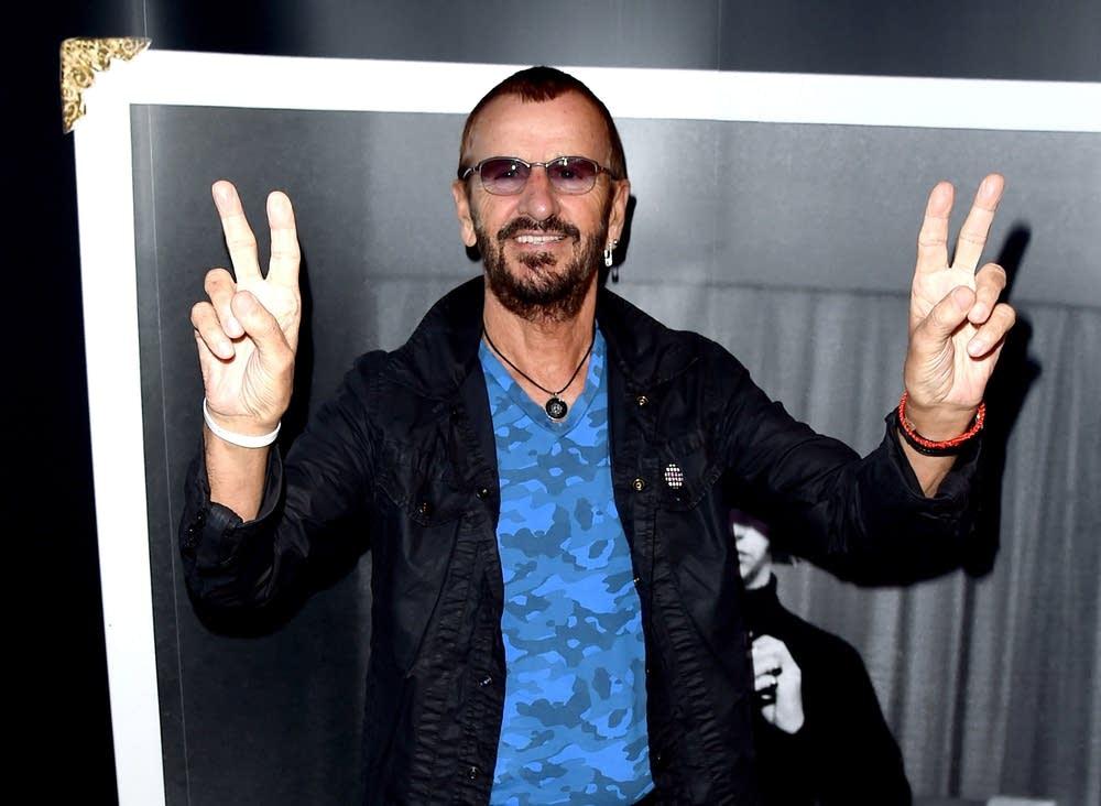 Ringo Starr In 2015 Kevin Winter
