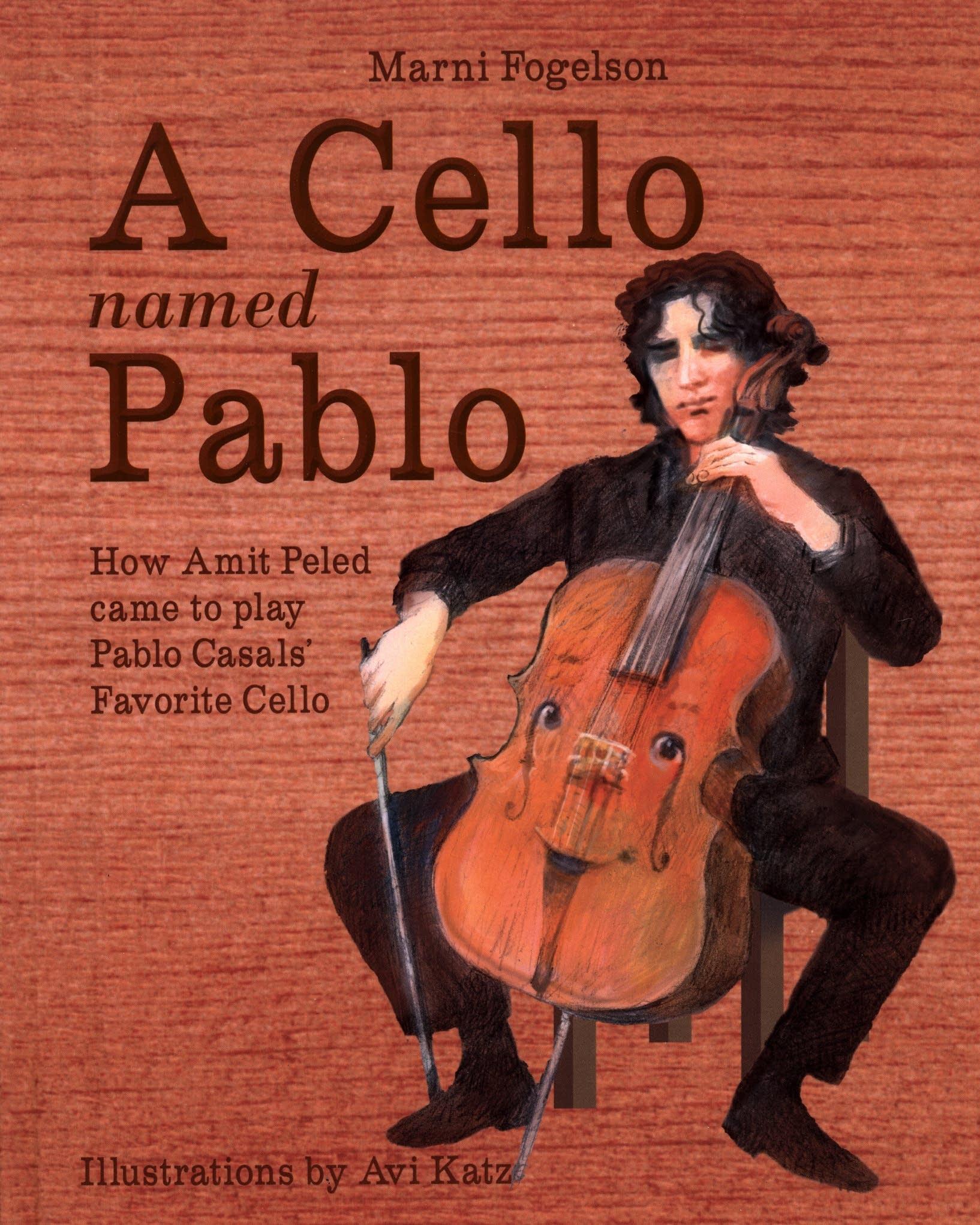 """""""A Cello Named Pablo."""""""