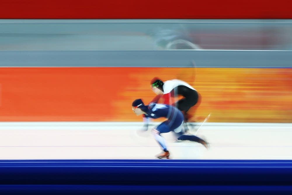 Women's 500m