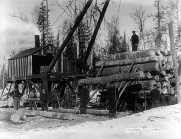 McGiffert Log Loader