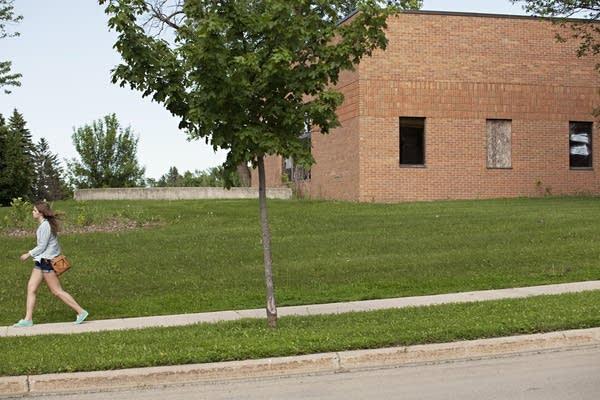Walking beyond the school