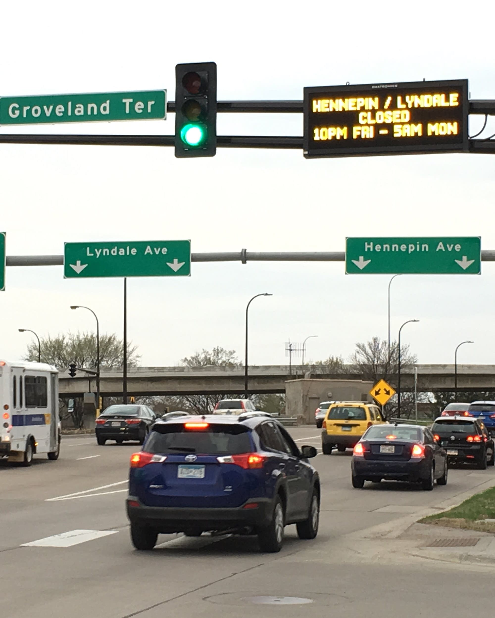 Get ready for 3 -- yes 3 -- weekend closures of I-94 in