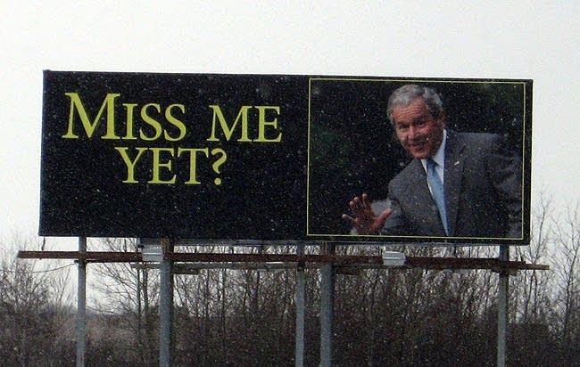 'Miss Me Yet?'