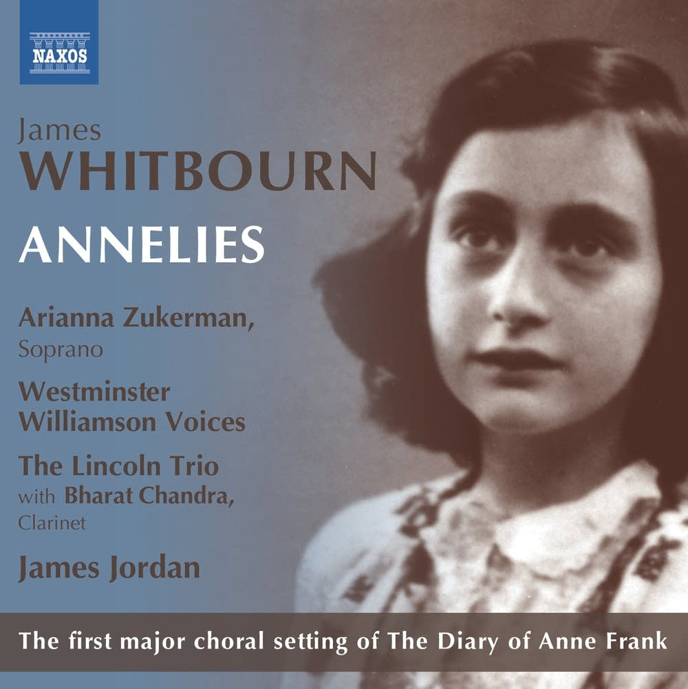 James Whitbourn - Annelies
