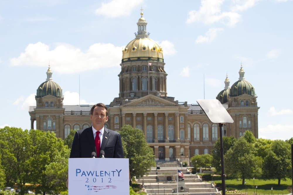 Tim Pawlenty in Iowa