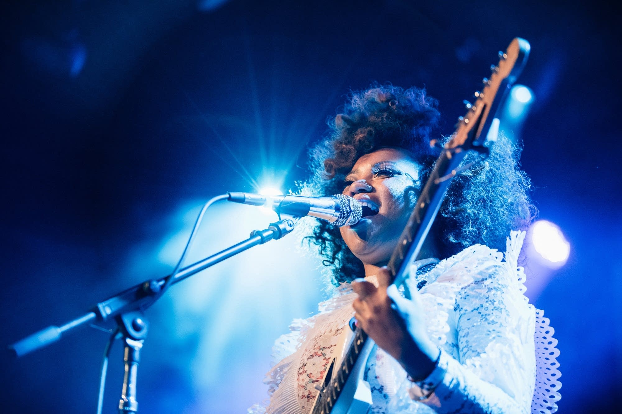 Seratones perform at The Current's 15th Anniversary Party