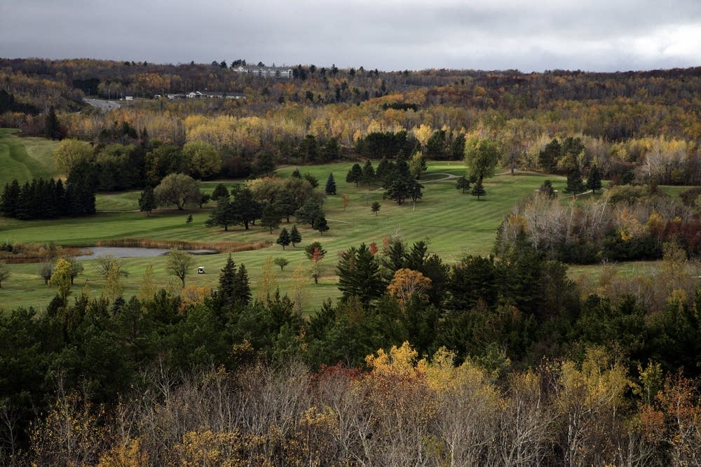 Enger Tower Golf Course
