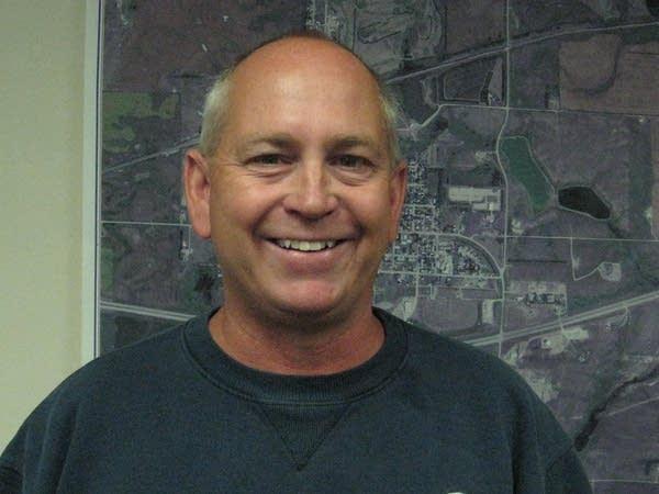 Mayor Mike Hynek