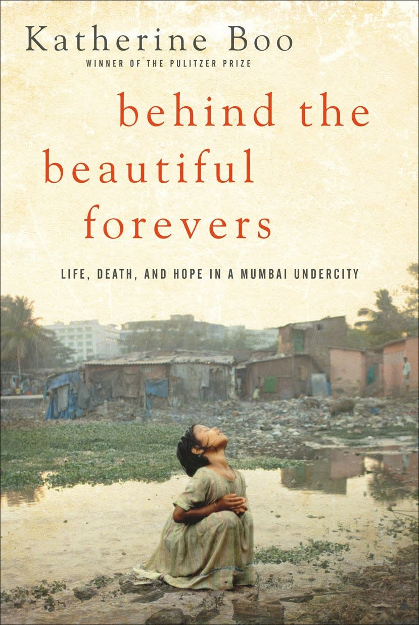 Katherine Boo's 'Behind the Beautiful Forevers'