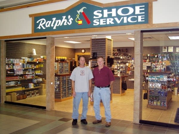 Ralph's has been at the mall since the first year.