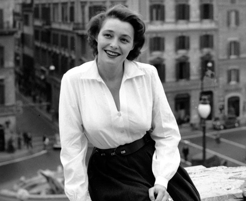 Sexy Patricia Neal naked photo 2017