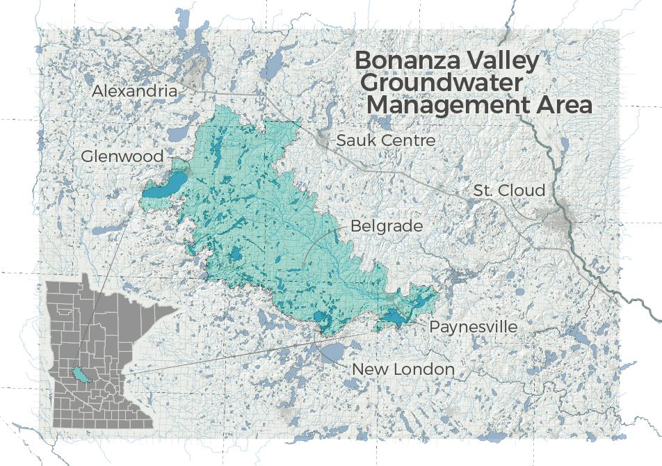 Bonanza Valley Groundwater Management Area
