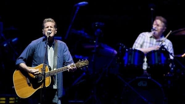 Glenn Frey, guitarist and songwriter of The Eagles