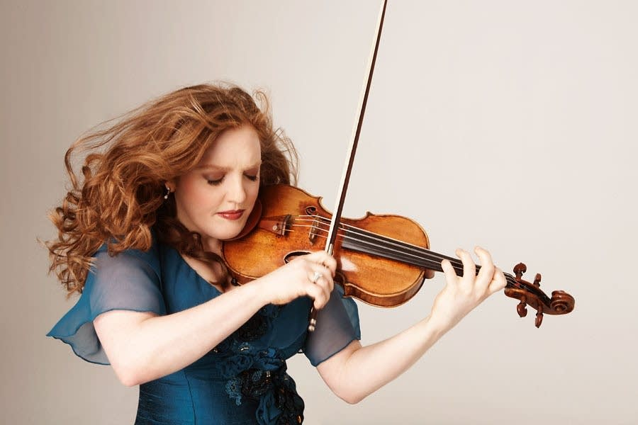 Rachel Barton Pine's new album features music by black composers.